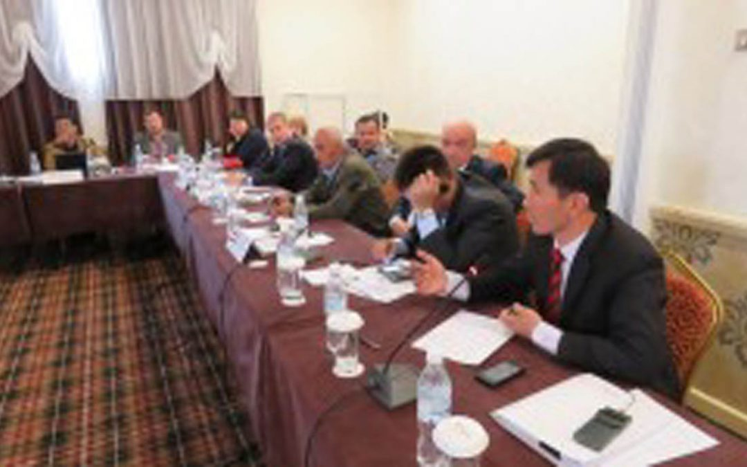 Pre-Forum Expert Meeting