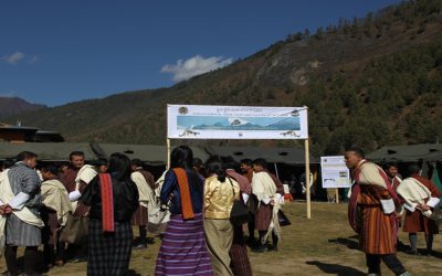 "Celebrating the ""International Snow Leopard's Day"" in Bhutan"
