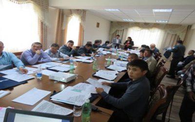 семинар по сбору и анализу информации для подготовки Плана управления