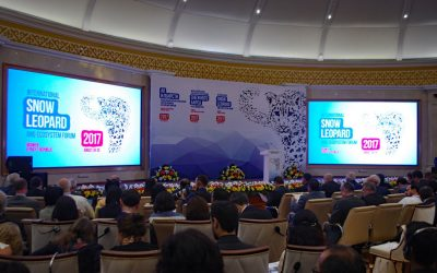 The Bishkek Declaration 2017: Caring For Snow Leopards and Mountains – Our Ecological Future