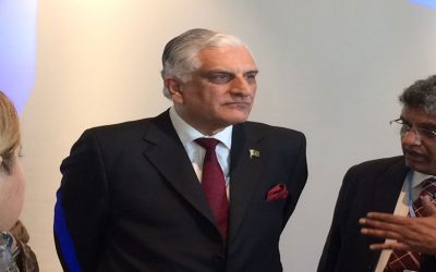 Pakistan Committed To Conservation Of Nature: Zahid Hamid