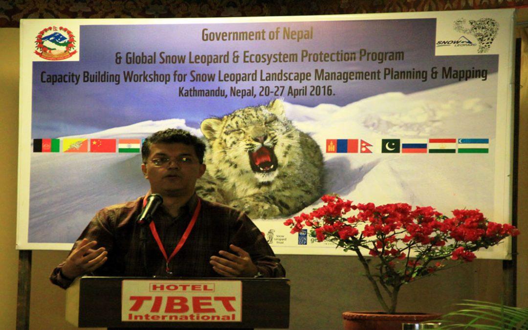Government of Nepal Hosts GSLEP Workshop on Landscape Management Planning to Conserve the Snow Leopard
