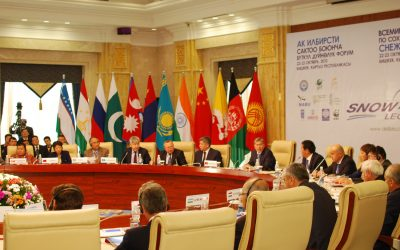 Международный форум снежного барса и экосистемы (Саммит 2017)